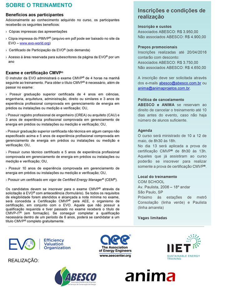 Treinamento CVMP SP -v3 -2