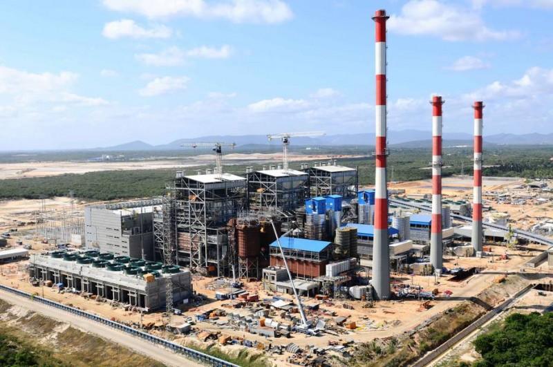 Usina termelétrica Pecém II, movida a carvão, está localizada no município de São Gonçalo do Amarante, no Ceará; produção das térmicas subiu nas últimas décadas.  Foto: Divulgação