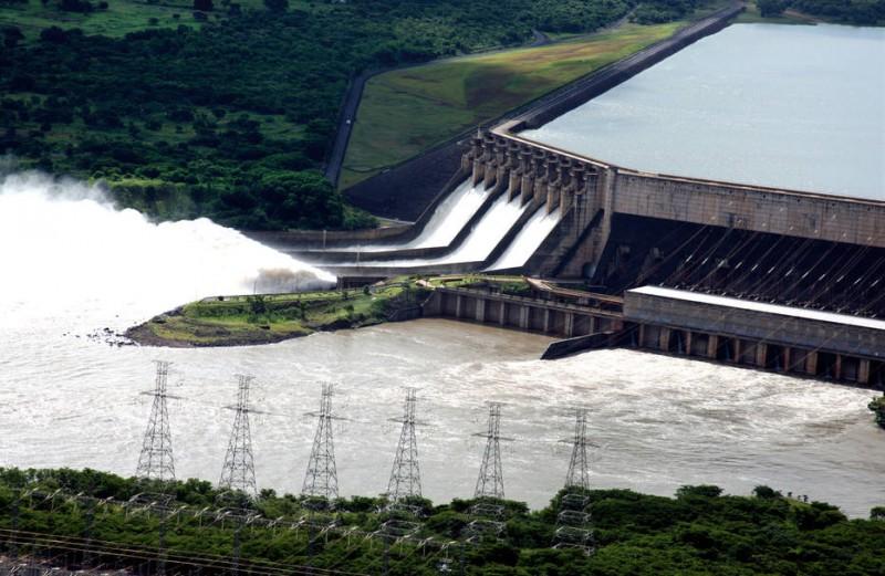 Usinas hidráulicas hoje produzem cerca de 62% da geração de energia do País; na década de 1990, proporção era maior que 90% Foto: Divulgação