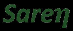 Saren Logo 8cm