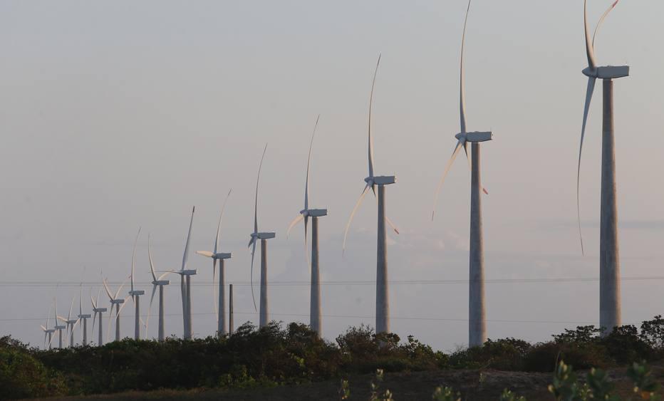 Geração de energia eólica é mais forte nas Regiões Nordeste e Sul do País Foto: JF Diorio/Estadão