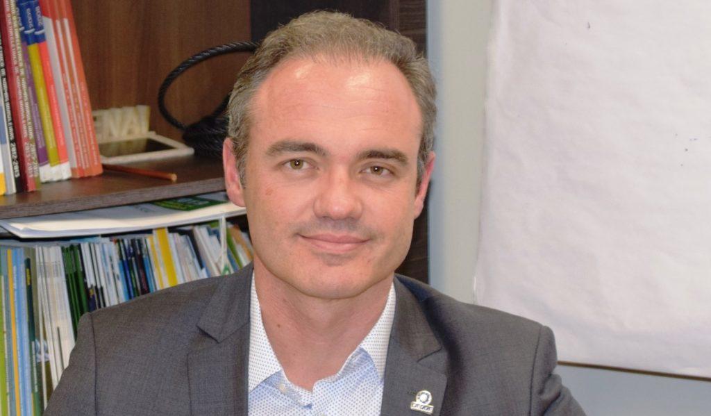Frederico Araújo, Presidente da ABESCO